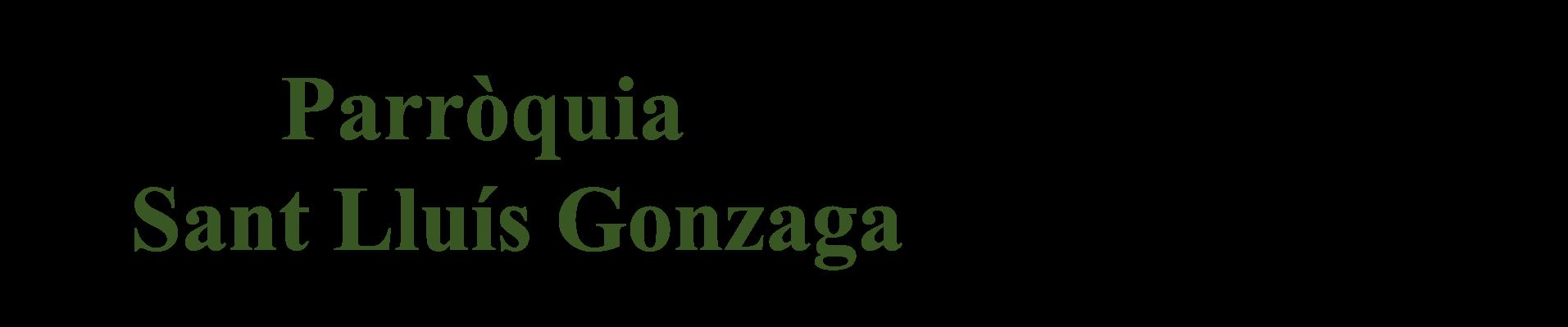 Parròquia Sant Lluís Gonzaga